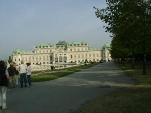 Was: Schlo Schnbrunn  Wo: Wien Wann6.10.2011
