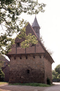 Die wehrkapelle in Alt-Hemmingen.