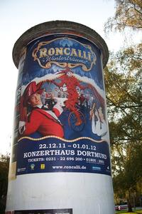 Circus Roncalli | Wintertrume | Gastspiel Konzerthaus Dortmund