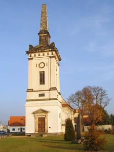 Kirche in Dessau-Rolau, OT Waldersee