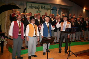Mnnergesangverein Liederkranz Meitingen - Jahresrckblick 2011
