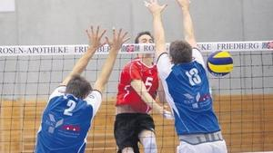 Volleyball Derby: Spannung bis zum Schluss