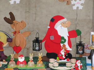 Weihnachtsmarkt beim SV Sorgensen 1.Advent