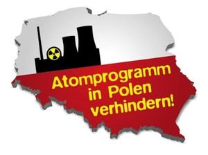 Online-Petition: Keine Atomkraftwerke in Polen! Das betrifft uns ALLE!