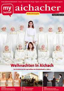 Jetzt neu: Das myheimat-Stadtmagazin aichacher 12/2011