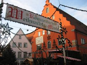 'Romantischer Weihnachtsmarkt' Nrdlingen
