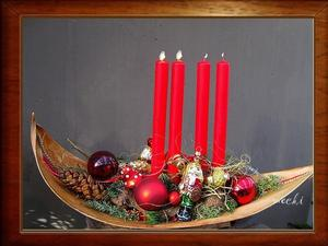 adventskranz weihnachtsdeko 4 news von b rgerreportern zum thema. Black Bedroom Furniture Sets. Home Design Ideas