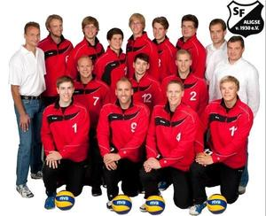 Spitzenspiel in der Volleyball Regionalliga