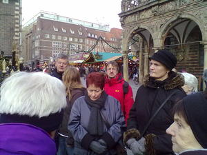 Bremen - Stadtfhrung und Weihnachtsmarkt
