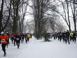 Silvesterlauf 2011 rund um den Maschsee in Hannover