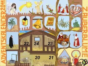 19. Fenster Adventskalender