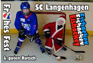 SC Langenhagen e.V. Eishockey wnscht: