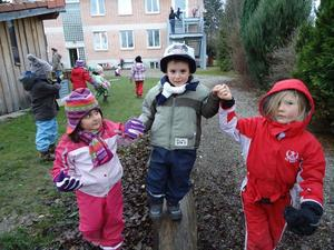 15.1. 2012 Tag der offenen Tr im Montessori-Kinderhaus Gnzburg Gemeinsam von Anfang an 20 Jahre Integration
