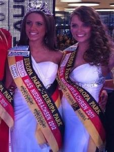 Galerie bejubelt Miss Niedersachsen 2012
