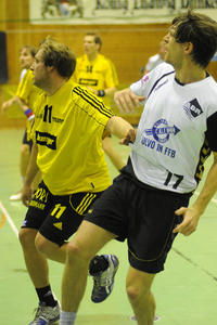 Handball Bayernliga: TuS FFB - Ottobeuren 33:23