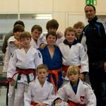 Godshorner U14- Mannschaft wird souvern Judo-Regionsmeister