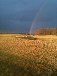 Regenbogen in Lich