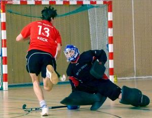 Hockey: Superstart  in Rckrunde