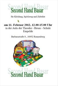 Second Hand Basar in Ronnenberg Empelde