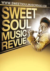 Sweet Soul Music Revue in Heidelberg