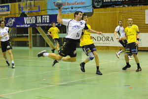 Handball: Bayernliga: TuS FFB - HSC Coburg II 45:26