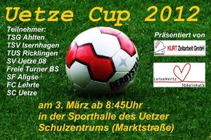 Uetze Cup- Das Rahmenprogramm
