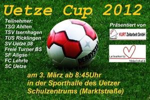 Uetze Cup- Die Gruppen