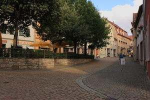 ,,Mein Naumburg,, Der Steinweg in Naumburg