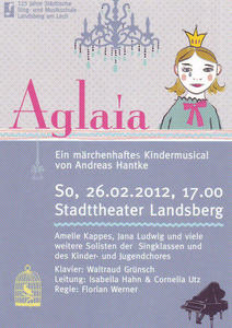 Kindermusical 'Aglaia'