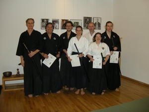 Kunst des Schwertes - Iaido Lehrgang in der Jiu-Jitsu und Karateschule Penzberg e.V.