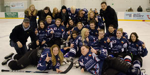 SCL Lady Jets gewinnen entscheidendes Spiel