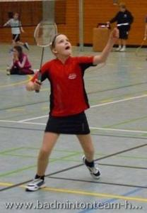Badmintonteam Heesseler SV: Drei Turniersiege fr Finnja Wilkens, Florentine Schffski und Karl Alexander Brandt auf der Regionsrangliste in Bemerode !
