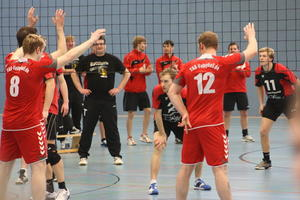 SFA Volleyball Regionnaliga Nord: Konzentration ist alles