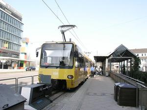 Zahnradbahn Stuttgart