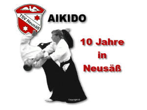 Aikido Einsteigerkurs / Anfngerkurs