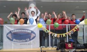 Badmintonteam Heesseler SV: U15 Team erkmpft sich Platz 3 auf den Norddeutschen Meisterschaften in Neumnster !