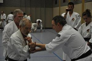 Shorinji Kempo - Hoher Besuch aus Japan