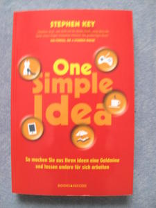 Stephen Key – One Simple Idea (Rezension)