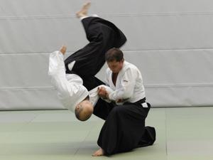 AIKIDO - 10 Jahre Kampfkunst in Neus