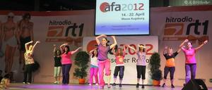 ZUMBA der groe Renner!