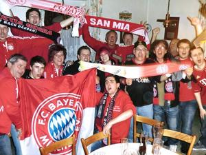 S i e g   des  FC Bayern Mnchen in Madrid  -   F  i  n  a  l  e   dahoam ! !