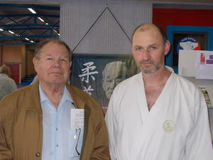 Interview mit Shihan Wolfgang Wimmer vom Erlinger Bushido-Kai