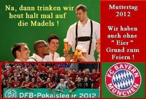 DFB Pokal-Finale 2012
