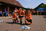 Die Cheerleader des Musikcorps Magic - Lions Schulenburg e.V.