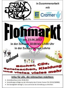 2. Flohmarkt des Stadjugendrings Lehrte