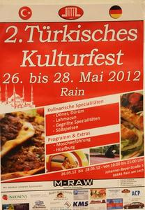 2. Trkisches Kulturfest
