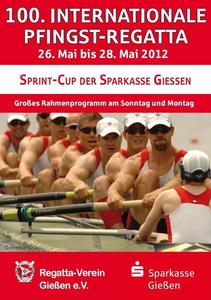 100. Gieener Pfingst-Regatta