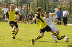 Waldecker Pokalsieger 2012: Fuball-Spannung in Hringhausen
