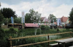 Historisches Fest in Gundelfingen an der Donau vom 1-10 Juni 2012