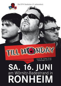 Till Monday Open Air in Ronheim